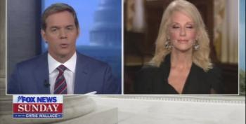 Kellyanne Conway Runs Out Of Ammo: Argues 'Libs Are Coming For Your Guns!'