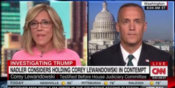Motormouth Corey Lewandowski Lies Some More