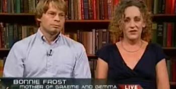 Frost Family Describes Being Doxxed By Right Winger Over Support Of SCHIP