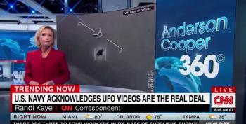 U.S. Navy: UFO Videos Published By New York Times Are Real