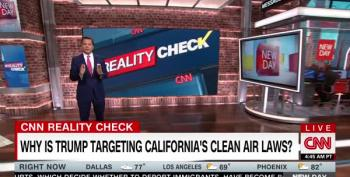Why Is Trump Going After California's Clean Air Laws?