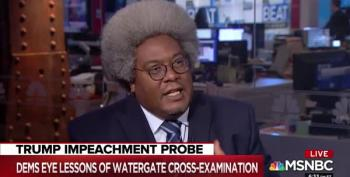 Elie Mystal Cross-Examines Ari Melber To Show Dems How It's Done