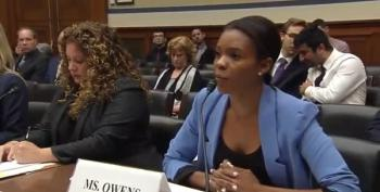 GOP Hosts Candace Owens For Anti-White Nationalism Panel