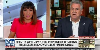 Fox's Arthel Neville Calls Trump's Actions With Ukraine 'A Problem'