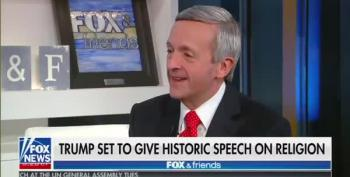 'Pastor' Robert Jeffress Calls Climate Change An 'Imaginary Problem'