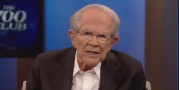 Pat Robertson Wants To Bomb Bomb Bomb Iran