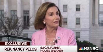 Pelosi: 'We Have To Put Our Country Before Party'