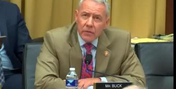 Rep. Ken Buck Says We Need AR-15s To Shoot Raccoons And Foxes