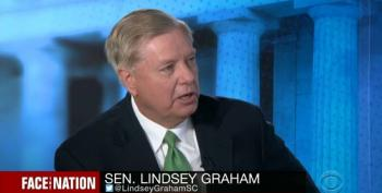 Lindsey Graham: 'Absolutely' Ethical For Trump To Ask Ukraine To Go After Biden