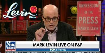 Radio Host Mark Levin Screams At Fox's Ed Henry, Trump Amplifies