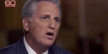 GOP House Minority Leader Hasn't Read The Ukraine Memo