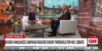 Cory Booker Pushes Back On 'Politics Of Impeachment'