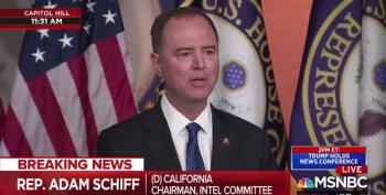 Adam Schiff Gives Iron-Clad Justification For Impeachment