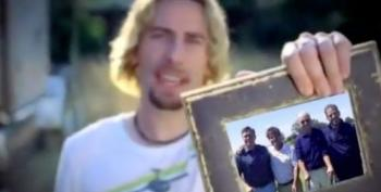 Twitter Takes Down Trump's Nickelback Video