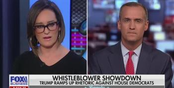 Drunk?  FBN Host Calls Out Lewandowski's 'Slurry' Speech
