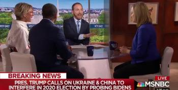 Danelle Pletka Back On MTP, This Time For Biden WhatAboutism