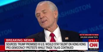 CNN Anchor Cuts Peter Navarro's Disastrous Interview Short