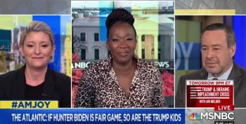 Joy Reid And Her Guests Eviscerate Trump Kids' Hypocrisy And Corruption