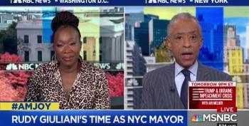 Al Sharpton Reminds Us: Rudy Giuliani Has Always Been This Bad