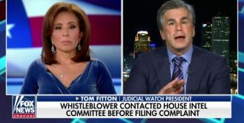 Tom Fitton Urges McConnell To Use 'Nuclear Option' To Kill Impeachment Trial
