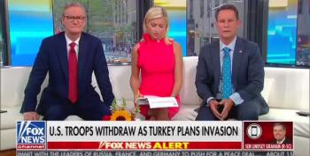 In Phone-In To Fox And Friends, Lindsey Calls Trump 'A Liar' On Syria