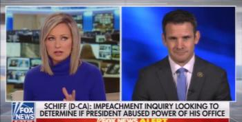 Kinzinger Pushes Back On Jim Jordan