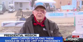 Jimmy Carter On Impeachment: Trump Should Tell Truth 'For A Change'