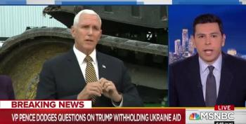 What Did Mike Pence Know And When Did He Know It? He Can't Answer