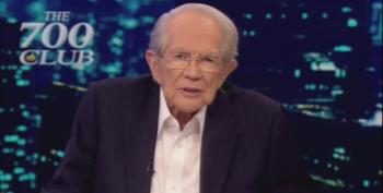 Pat Robertson Uses Bible Against Trump's Syria Policy
