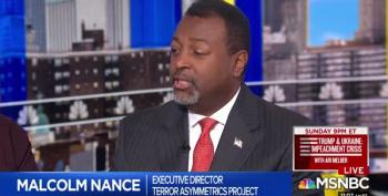 Malcolm Nance Connects Dots Between Turkey And Middle East On AM Joy