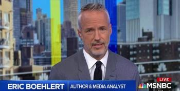 Eric Boehlert: If The Times Doesn't Learn Any Lessons From 2016, 'We're In Trouble'