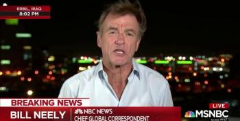 MSNBC's Bill Neely: US Troop Withdrawal From Syria 'Win For Assad, Win For Putin, And A Win For Tehran'