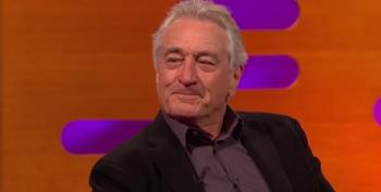 Robert DeNiro Scoffs At Trump: 'He *Thinks* He's A Gangster'