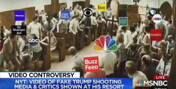 Rick Tyler:  Violent Video Endangers Trump Most