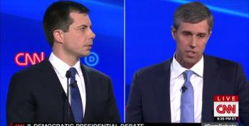 Mayor Pete Takes On Beto O'Rourke On Assault Weapons Ban