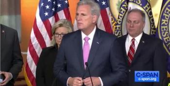 Kevin McCarthy Gets Super Mad At Reporter