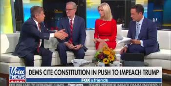 Napolitano Reminds Fox And Friends GOP Changed Impeachment Rules