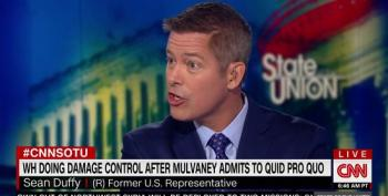 Sean Duffy Pushes DNC Server Conspiracy Theory On First Day As CNN Contributor