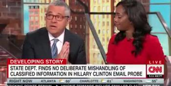 CNN Pundit Apologizes For 2016 Focus On Clinton's Emails