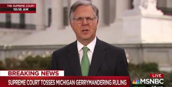 SCOTUS Strikes Down Michigan Gerrymandering Ruling