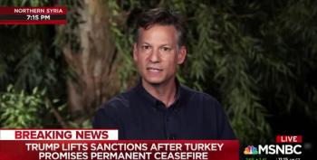 Richard Engel Shreds Trump's Claims On Syria 'Permanent Ceasefire'