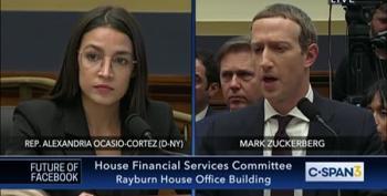 AOC Hammers Mark Zuckerberg Over Facebook Ad Lies