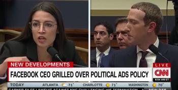 Democratic Women Shred Mark Zuckerberg Over Lies In Political Ads