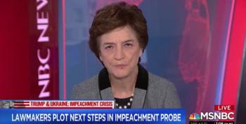 Former Rep. Liz Holtzman On Trump: 'A Threat To Our Democracy'