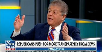 Andrew Napolitano Knocks Down GOP Talking Point On Supposedly 'Secret' Impeachment Hearings