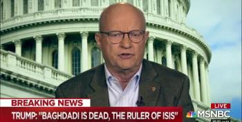 Col. Lawrence Wilkerson Takes Issue With Fawning Over ISIS Raid