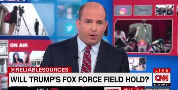 Brian Stelter: 'Will Trump's Fox Force Field Hold?'