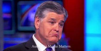 Sean Hannity Worries Aloud That His Midnight Chats With Trump Are Recorded