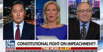 'Some People Might Call That Espionage': Fox Already Has Knives Out For Lt. Col. Testifying In Impeachment Inquiry