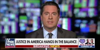Devin Nunes' Self Own On Hannity: No Evidence Ukraine Interfered In 2016 Election